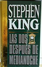 Las Dos Despues de Medianoche. Stephen King. Libro