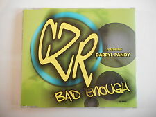 CZR feat. DARRYL PANDY : BAD ENOUGH [ CD-MAXI PORT GRATUIT ]