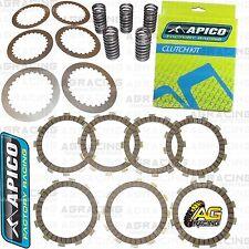 Apico Clutch Kit Steel Friction Plates & Springs For Honda CR 125 1994 Motocross