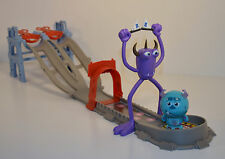Toxic Race Playset & Sulley Zooble Style Action Figure Monsters Inc University