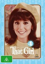 That Girl : Series 4 (DVD, 2009, 4-Disc Set) - Brand New and FREE POSTAGE