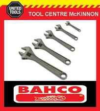 BAHCO 80 SERIES 5pce PHOSPHATED ADJUSTABLE WRENCH SHIFTER SET – 4, 6, 8, 10 & 12