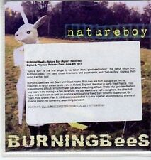 (BO498) Burning Bees, Nature Boy - 2011 DJ CD