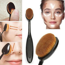 Foundation Oval Pinsel Puderpinsel Kosmetik Brush Abdeckung Make-up Utensilien