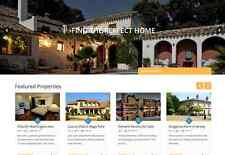 Real estate Website with Google Map ! Free Hosting