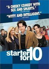Starter For 10 (DVD, 2007) BRAND NEW