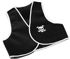 Adult Pirate Waistcoat- Jack Sparrow Fancy Dress