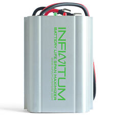 12V Battery Desulfator Life Span Optimiser Yacht/Marine/Solar/Wind Deep Cycle