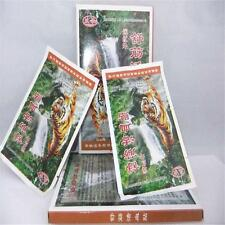Tiger Balm Plaster Patch - Warm- 4 Patches 7cm x 10cm for muscular pain New A