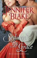 Seduced by Grace (The Three Graces)-ExLibrary