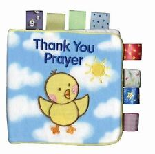 My First Taggies Book: Thank You Prayer by Will Grace (2006, Paperback)