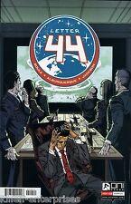 Letter 44 #10 Comic Book 2014 - Oni Press