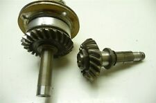 Yamaha YFM225 YFM 225 Moto 4 #4211 Middle Drive / Bevel / Driven Gears & U Joint