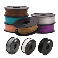 3D Printer Filament 1kg/2.2lbs ABS/PLA for MakerBot RepRap 1.75mm/3mm