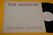 MISSION LP THE FIRST CHAPTER ORIG UK 1986 EX+ TOP AUDIOFILI
