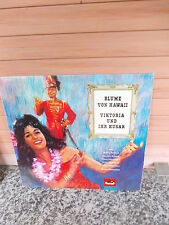Blume von Hawaii, Viktoria und ihr Husar, eine Schallplatte
