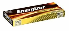 5x CONFEZIONI DA 10 AAA Energizer Industrial PILE ALCALINE