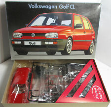 Volkswagen Golf CL 3 mk3 vw 1/24 1 24 FUJIMI kit nuovo new unbuilt plastic