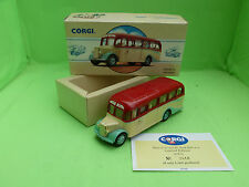 CORGI TOYS 97109 BEDFORD OB WHITTAKERS BUS - EXCELLENT CONDITION IN BOX -