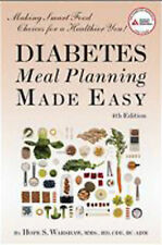 Diabetes Meal Planning Made Easy: Making Smart Food Choices for a Healthier...