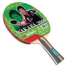 Butterfly Wakaba 2000 Table Tennis Ping Pong Racket w/ FREE Shipping