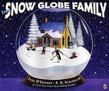 THE SNOW GLOBE FAMILY Jane O'Connor NEW children's picture book holiday winter