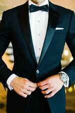 Popular Mens Wedding Suits Formal Business Groomsmen Groom Tuxedos Dinner Suits