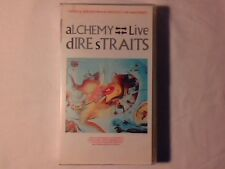 DIRE STRAITS Alchemy live vhs UK MARK KNOPFLER