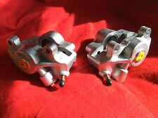 "NEW PAIR CLASSIC MINI BRAKE CALIPERS 7.5"" DISC AUSTIN MORRIS COOPER S 27H4656/7"