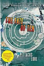 The Fate of Ten by Pittacus Lore (2015, Hardcover)