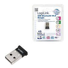 BLUETOOTH BT4.0 USB-DONGLE BT 4.0 CLASS 1 LLAVE RECEPTEUR DONGLE ADATTATORE