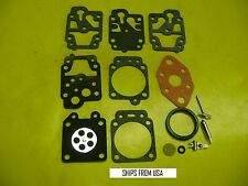 K20-WYL CARBURETOR REPAIR KIT FOR HONDA GX22 GX31 FG100 ZM3A ZM5A ZM5 DR136