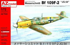 AZ Models 1/72 Kit 7532 Messerschmitt Bf 109F-2 JG 54