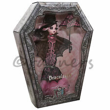 Monster high draculaura collector edition collector deluxe poupée | mattel