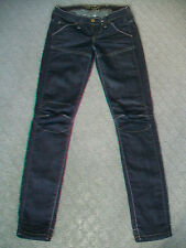 G STAR 'ELWOOD HERITAGE NARROW WMN' JEANS WMN SIZE 6