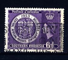 SOUTHERN RHODESIA - RHODESIA MERIDIONALE - 1953 - Mostra per celebrare il centen