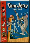Dell Comics TOM And JERRY Comics #83 VG+ 4.5