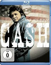 JOHNNY CASH - I AM JOHNNY CASH   BLU-RAY NEU