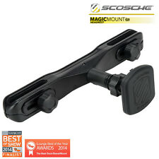 Scosche Magic Mount XL Car Headrest Tablet iPad Holder Mount
