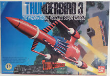 THUNDERBIRDS : THUNDERBIRD 3 MODE KIT MADE BY BAN DAI IN 1992