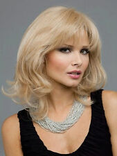 DANIELLE MONOTOP SYNTHETIC HUMAN HAIR BLEND WIG BY ENVY *U PICK COLOR NIB W/TAGS