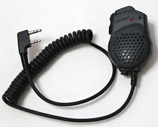 Dual PTT Speaker Mic Headset for UV-82 UV-82L GT-5 Baofeng Ham Radio ORIGINAL