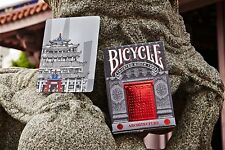 CARTE DA GIOCO BICYCLE ARCHITECTURE,poker size
