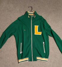 LRG track zipper green
