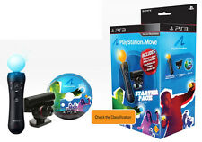 Official SONY Playstation Move Starter Pack for PS3 *BRAND NEW!* + Warranty!