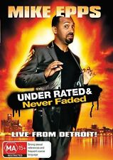 Mike Epps - Under Rated And Never Faded (DVD, 2011)