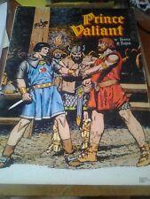 PRINCE VALIANT BY HAROLD FOSTER - 1968 1969- EDIZIONE CAMILLO CONTI