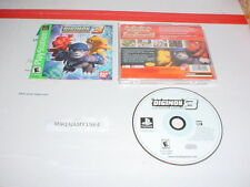 DIGIMON WORLD 3 game complete in case w/ Manual - Playstation / PS2