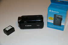 Canon VIXIA HF R50 Full HD Camcorder with Wi-Fi and 8GB Memory