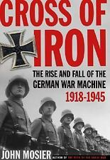 Cross of Iron: The Rise and Fall of the German War Machine, 1918-1945-ExLibrary